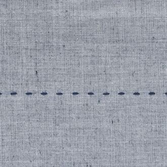 MAOM - Housse de couette fil à fil Skip Blue 140x200cm