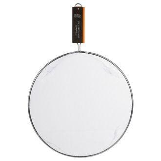 Couvercle grille anti-projection avec manche 33 cm