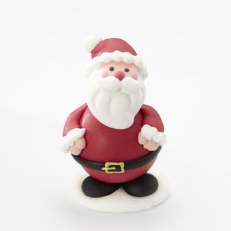 PATISDECOR - Décor à piquer père Noël debout
