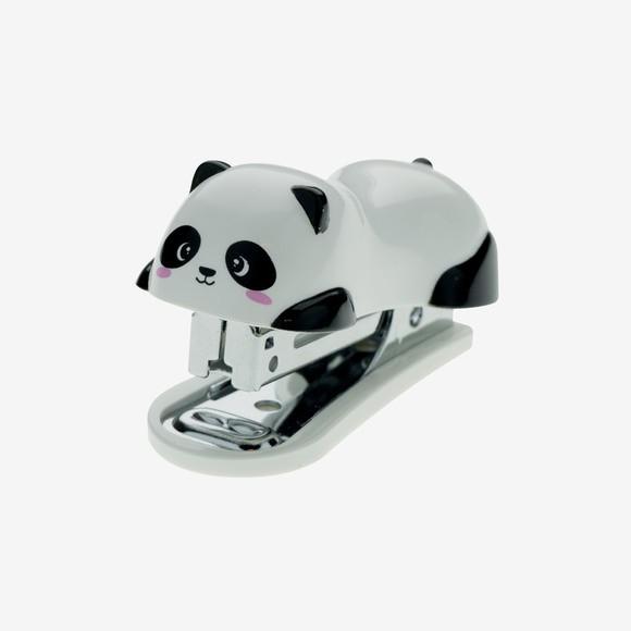 Mini Agrafeuse Panda Kawaii Avec Recharges