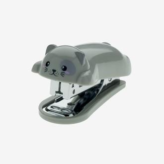 Mini agrafeuse chat kawaii avec recharges