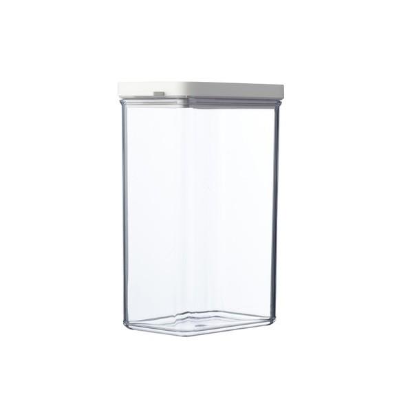 Boîte de conservation omnia blanche de 2000ml