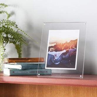 Cadre photo à poser 10x15 en acrylique