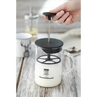BODUM Fouet à lait manuel LATTEO avec anse en verre 0,25L