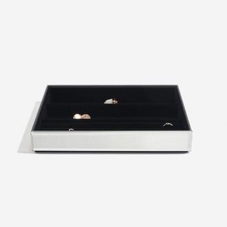 STACKERS - Boite à bijoux à 4 compartiments Miroir
