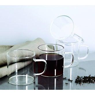 Set de 4 tasse en verre 25cl