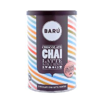 BARU Chocolat lait chaï en poudre avec figurines choco 250g