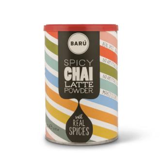 Baru chaï latté épicé (spicy chai)