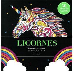 Achat en ligne Licornes mandalas