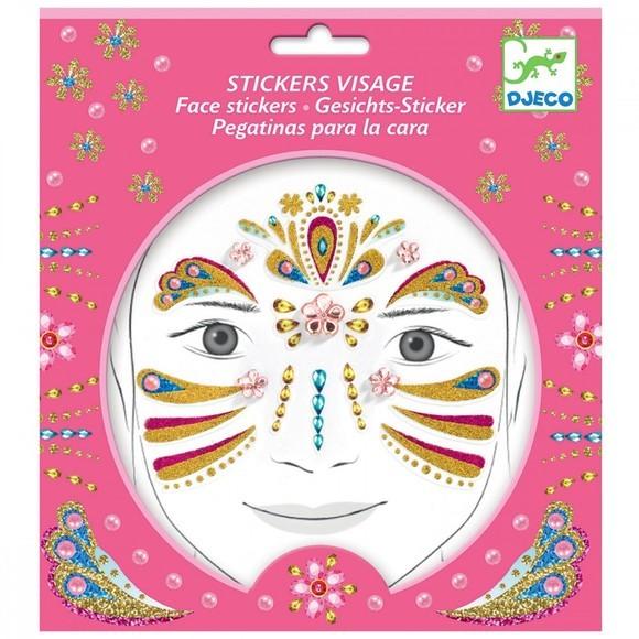 Tatouage Princesse or