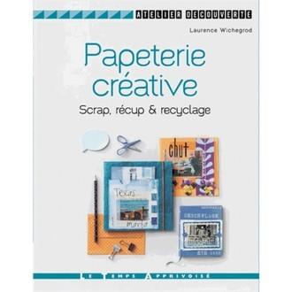 LE TEMPS APPRIVOISE - Papeterie créative Scrap, Recup' & recyclage