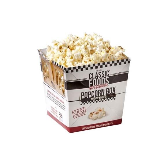 Pop corn sucré micro-ondes 100 g