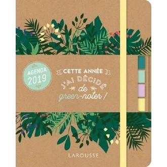 Green agenda 2019 : Cette année j'ai décidé de green-noter !