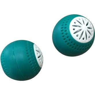 Lot de 2 boules anti-odeur pour frigo