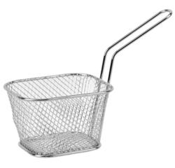 acquista online Cesto per patatine fritte argento