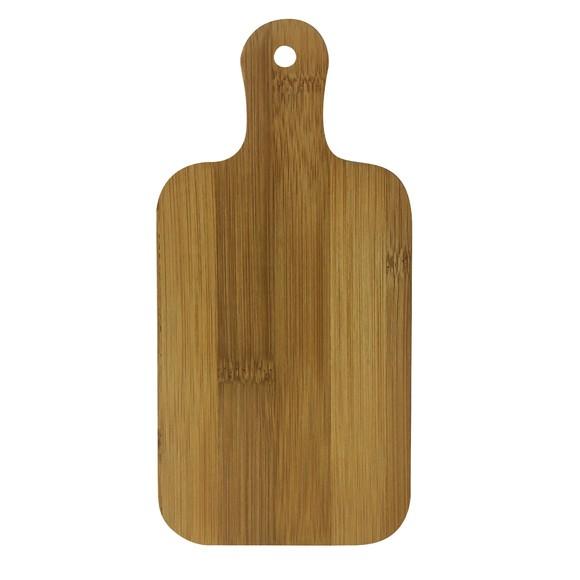 acquista online Tagliere da presantazione bambù 21x10cm