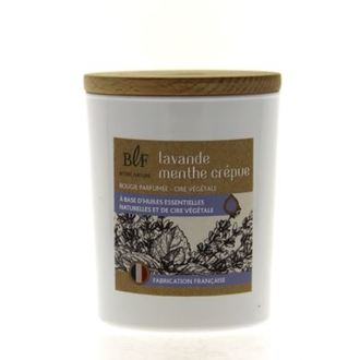 BOUGIES LA FRANCAISE - Bougie parfumée lavande menthe crépue 230g