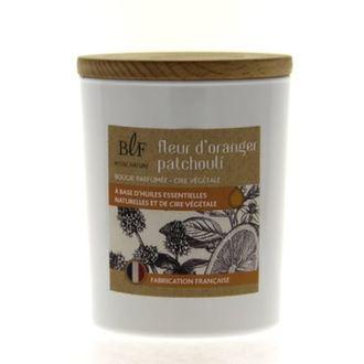 BOUGIES LA FRANCAISE - Bougie parfumée fleur d'oranger patchouli 230g