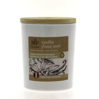 BOUGIES LA FRANCAISE  - Bougie parfumée vanille ylang mod 230g