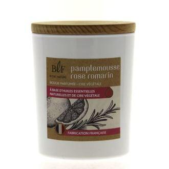 BOUGIES LA FRANCAISE - Bougie parfumée pamplemousse rose romarin230g
