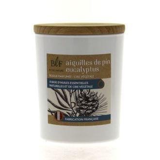 BOUGIES LA FRANCAISE - Bougie parfumée aiguilles de pin eucalyptus