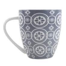 Achat en ligne Mug bleu gris Floor 50cl
