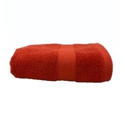 Achat en ligne Serviette de toilette 50X90cm en coton éponge grenade