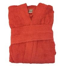Achat en ligne Peignoir mixte taille S en coton éponge grenade