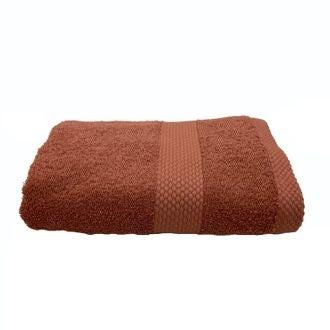 ZODIO - Serviette en coton éponge fané 50X90cm
