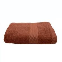 Achat en ligne Serviette de toilette 50X90cm en coton éponge fané