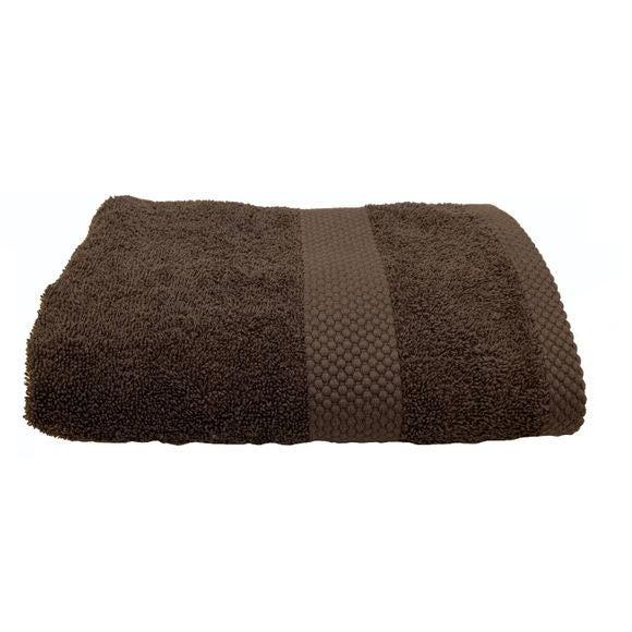 Asciugamano viso in spugna di cotone 500gr, grigio cenere 50x90cm