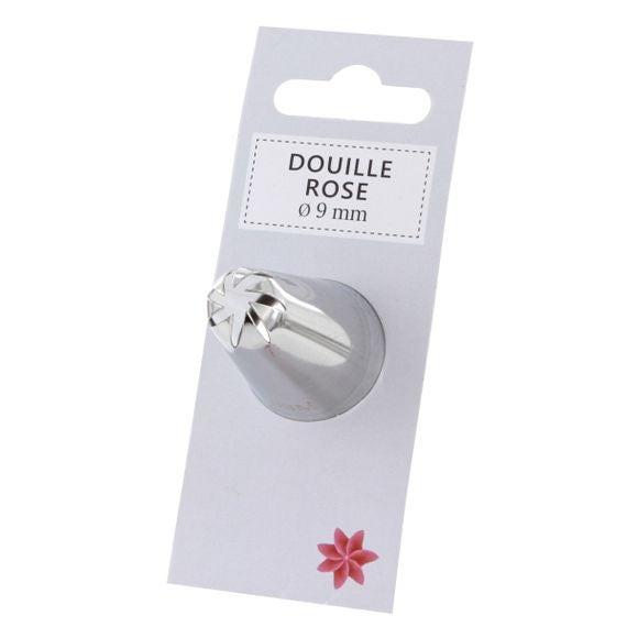 Douille rose 9mm 121