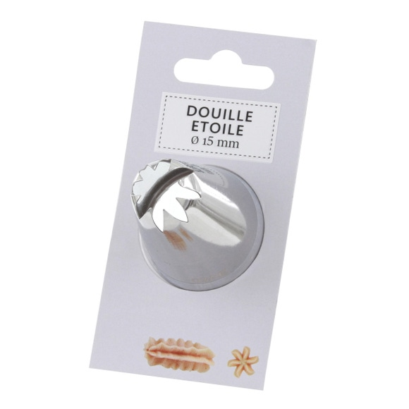 Achat en ligne Douille étoile 15mm 130