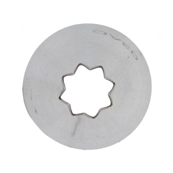 Beccuccio zigrinato 9mm 8 denti 103
