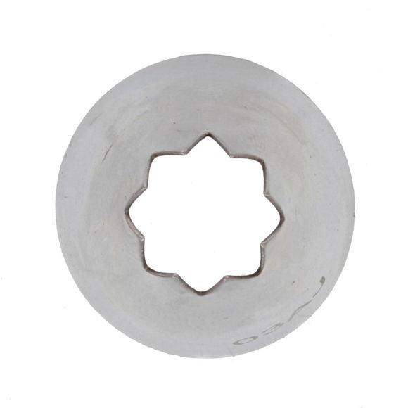 Douille cannelée 11mm 8 dents 105