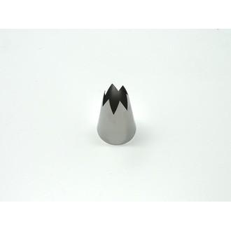 Douille cannelée 18mm 6 dents 108