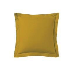 compra en línea Funda de almohada ergonómica amarillo mostaza (65 x 65 cm)