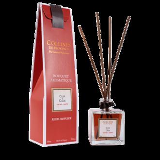 COLLINES DE PROVENCE - Bouquet parf cuir & cade 100ml