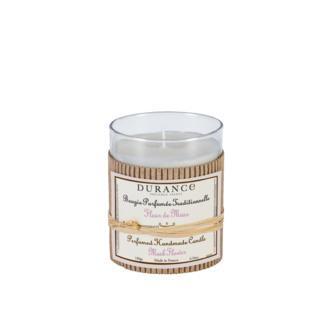 DURANCE - Bougie parfumée Fleur de Musc 180gr