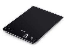 Achat en ligne Balance de cuisine électronique en verre noir Profi 15kg