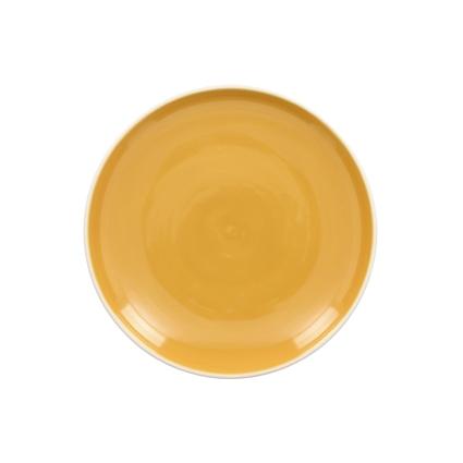 Achat en ligne Assiette à dessert curry brillant 20 cm