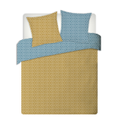 Juego de funda nórdica (240 x 220 cm) + 2 fundas de almohada