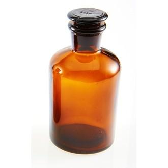 Grande bouteille marron cuivré 250 ml