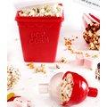 Stampo e palla per popcorn