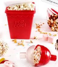 Achat en ligne Pot et boule à pop corn