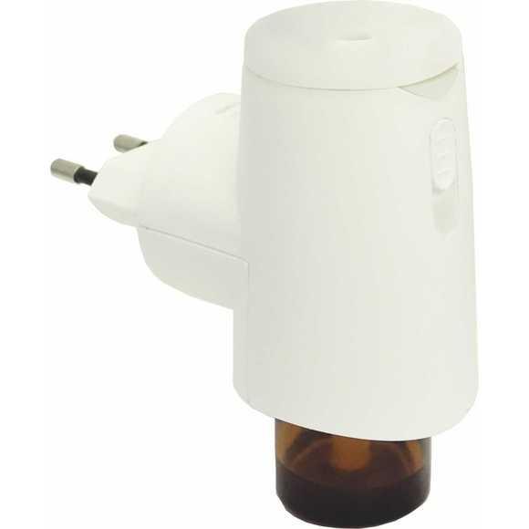 Achat en ligne Diffuseur prise d'huiles essentielles ultrasonique blanc