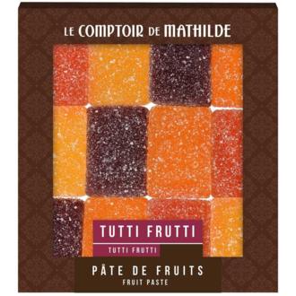 Pâte de fruit tutti frutti