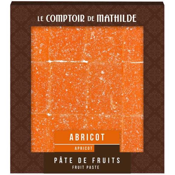 Pâte de fruit abricot110g