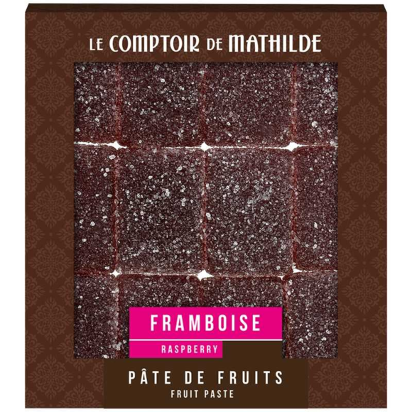 Pâte de fruits Framboise110g