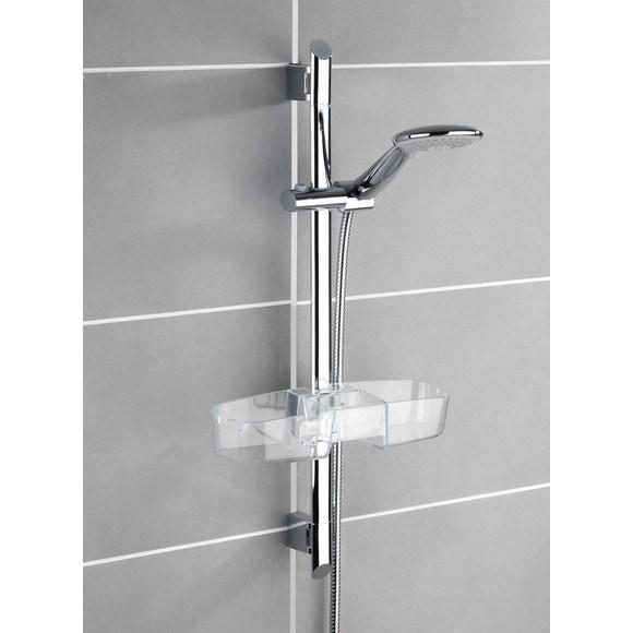 Serviteur pour barre de douche